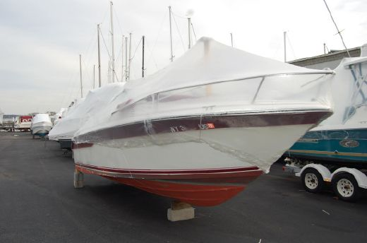 1989 Sea Ray 220 Overnighter