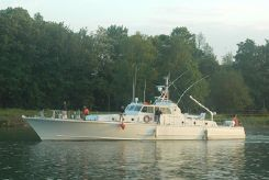 1979 Fast Patrol Boat -  French Coast Guard Patrol Boat
