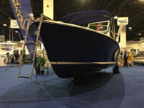 2018 Rossiter 20 Coastal Cruiser