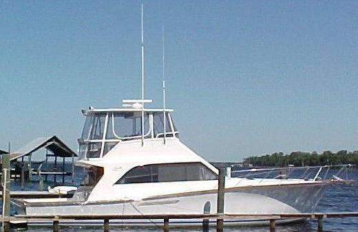 1987 Ocean Yachts48 Supe...