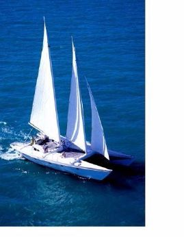 2008 Constellation Yachts Gaff Rigged Schooner 64