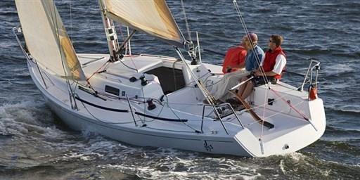 2007 Jboats J 92 S