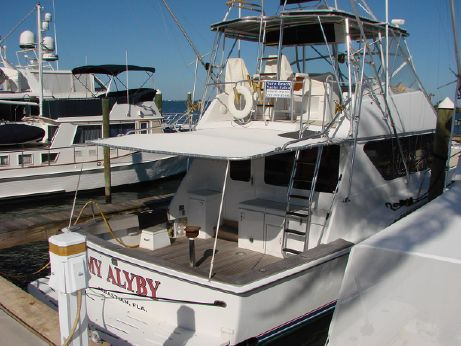 "1986 Hatteras 52 Convertible ""Redone"""