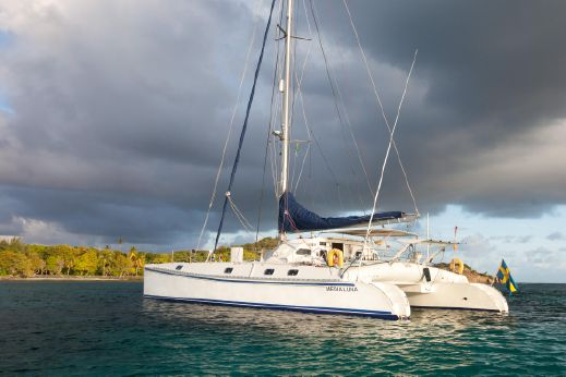 1998 Outremer 50 STD