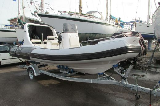 2014 Barracuda 5.8 RIB