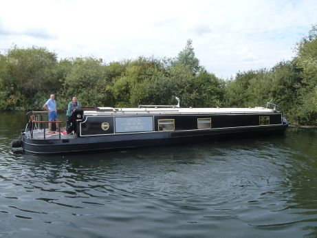 2005 Liverpool Boat Company Widebeam