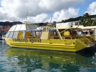 2001 Workboat Vision sous marine