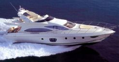 2007 Azimut 68' Evolution