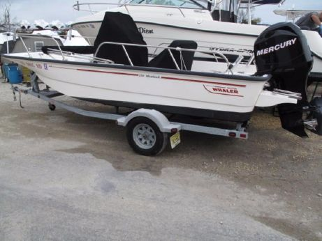 2012 Boston Whaler 17 Montauk