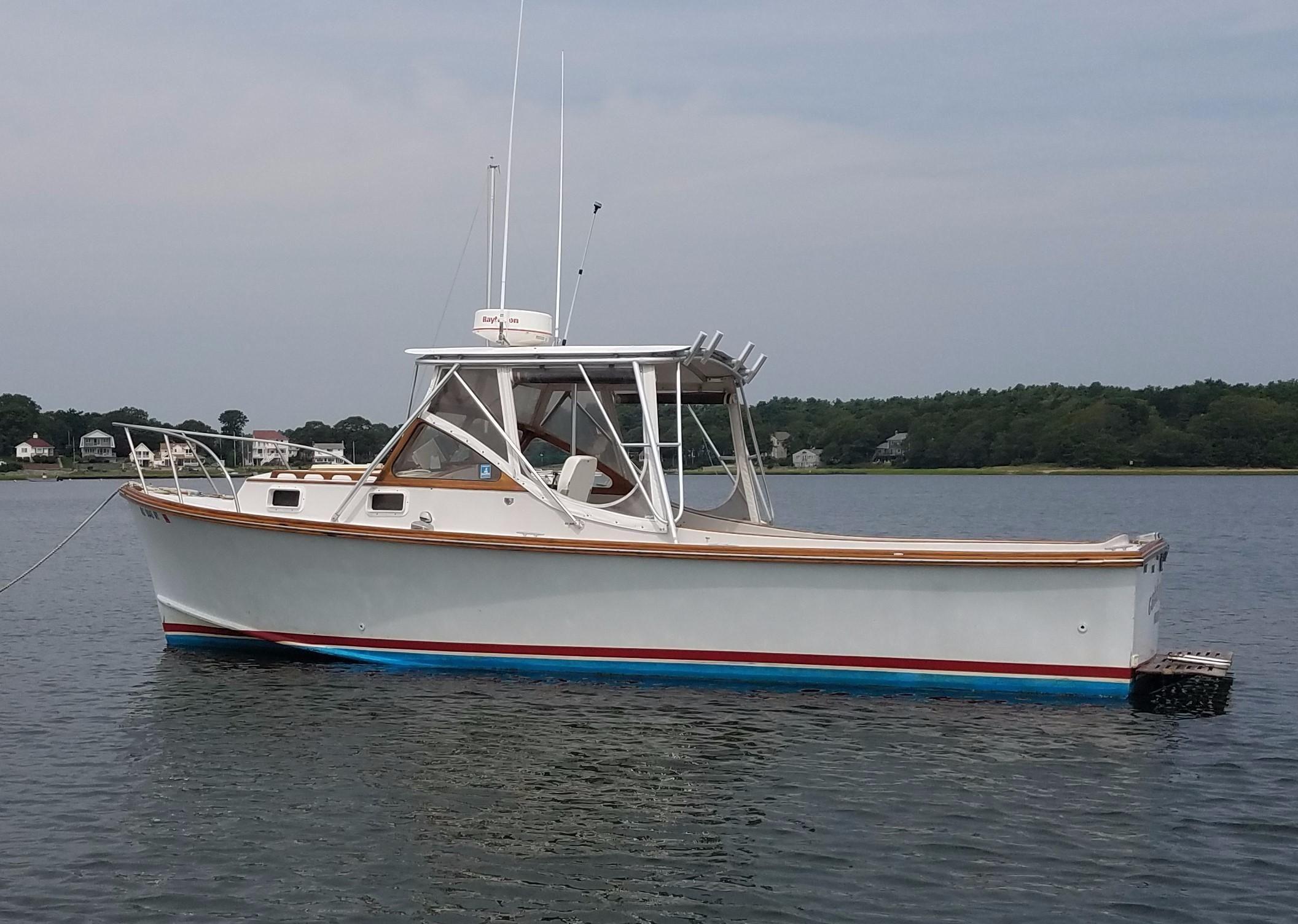1979 Fortier 26 Hardtop Power Boat For Sale - www ...
