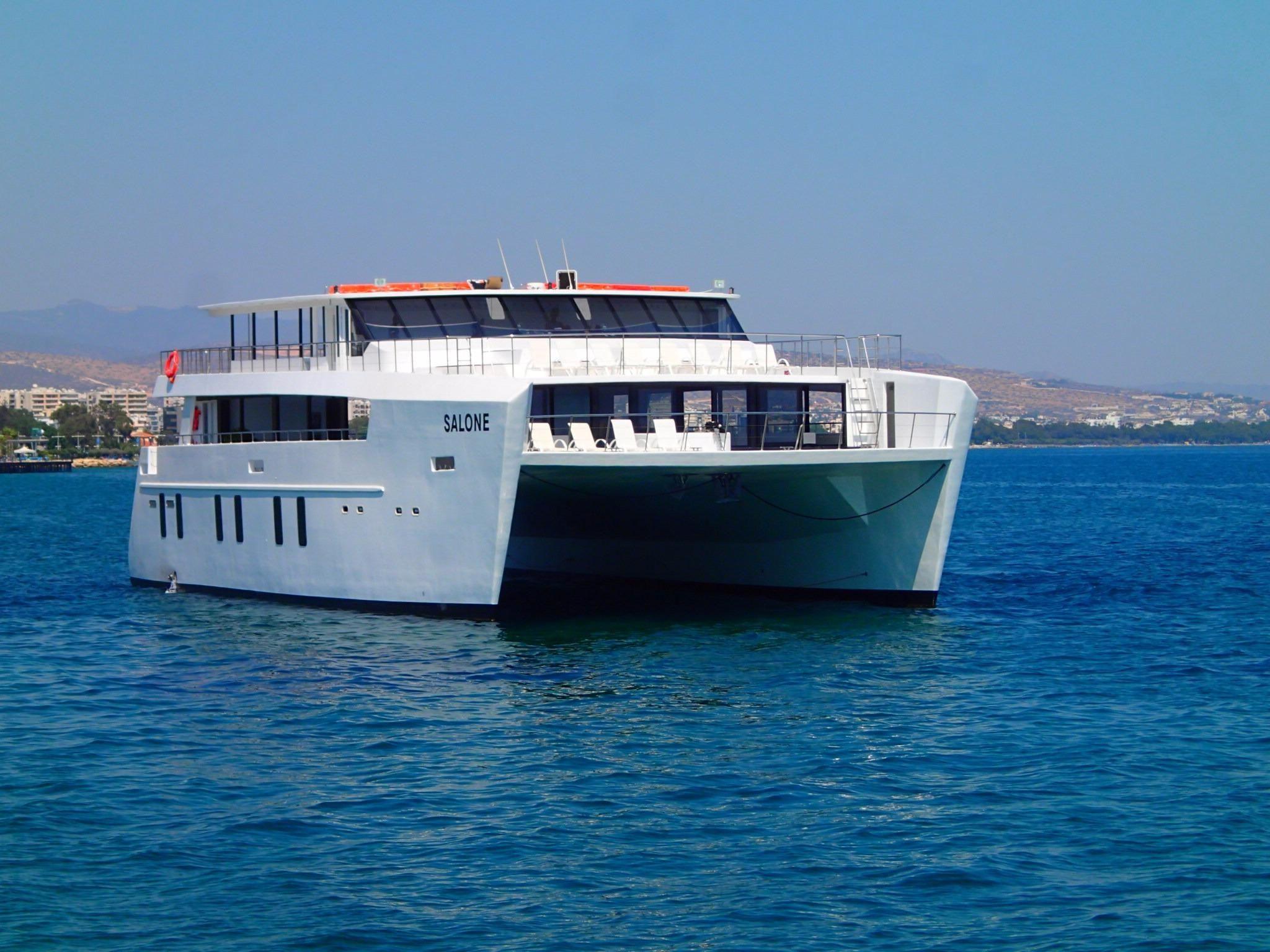 2015 power catamaran power boat for sale for Catamaran fishing boats for sale