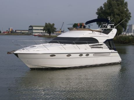 1995 Fairline Phantom 40