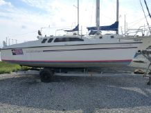 1996 Hunter Legend 23.5 Trailer Sailer
