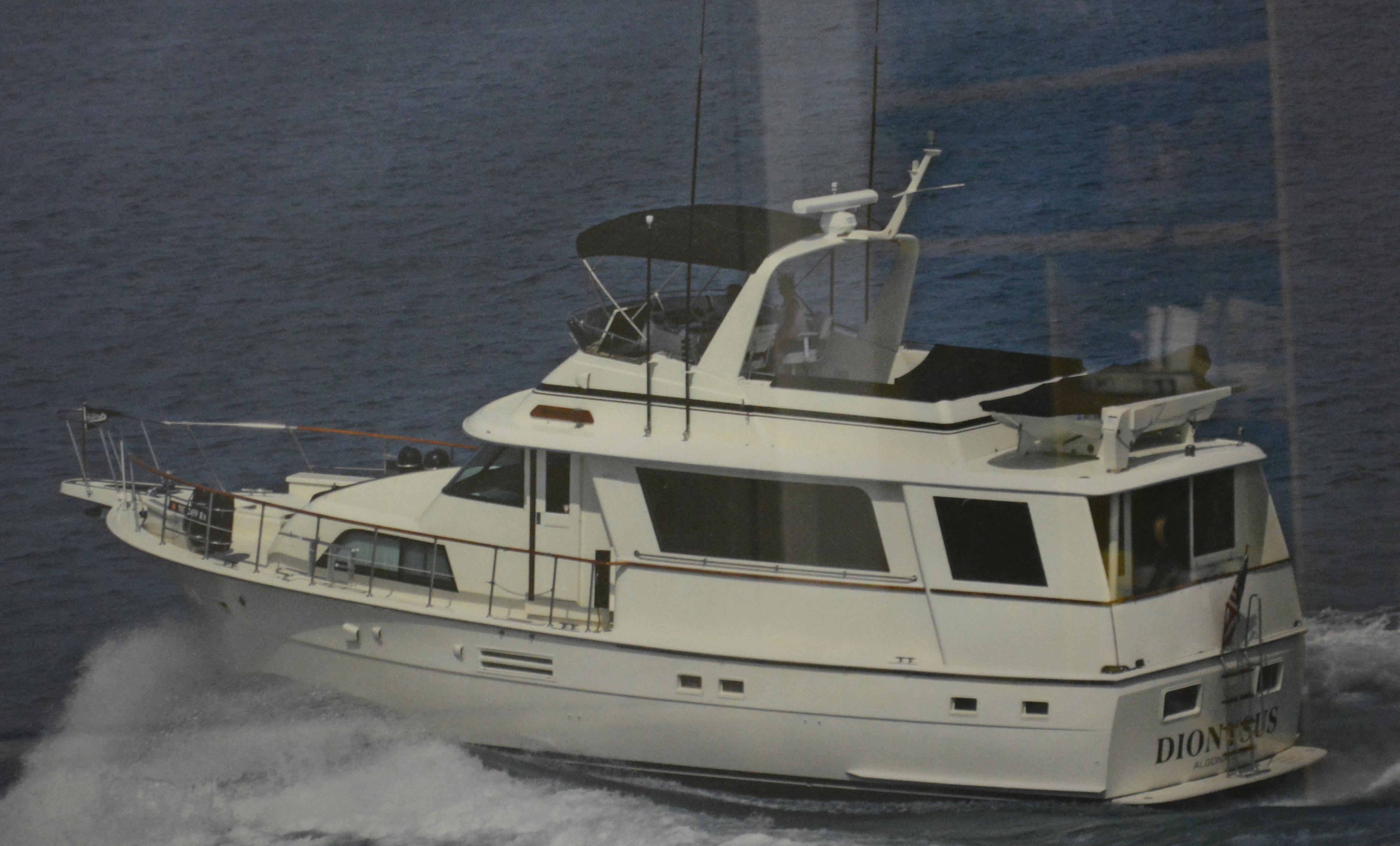 Hatteras Yachts For Sale In Michigan