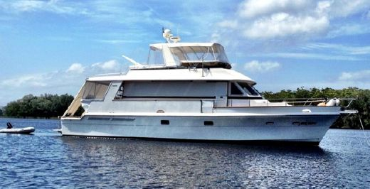 1988 Southern Cross 53 FISHER
