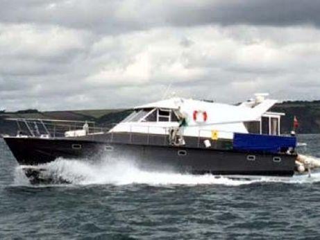 1972 Tyler Offshore Launch