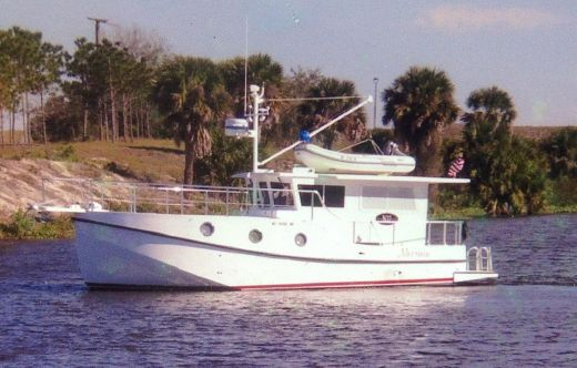 2007 Great Harbour Trawler N37