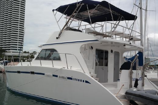 2011 Roberts CAT 35 power catamaran