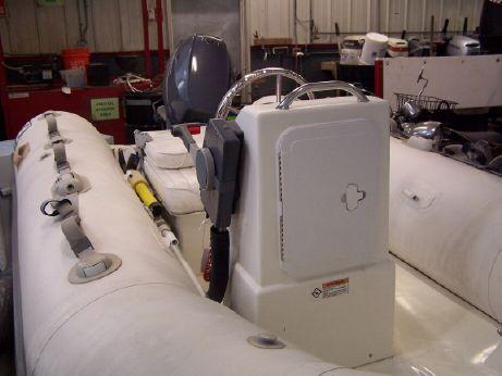 2011 Zodiac Rib Yachtline 340 R