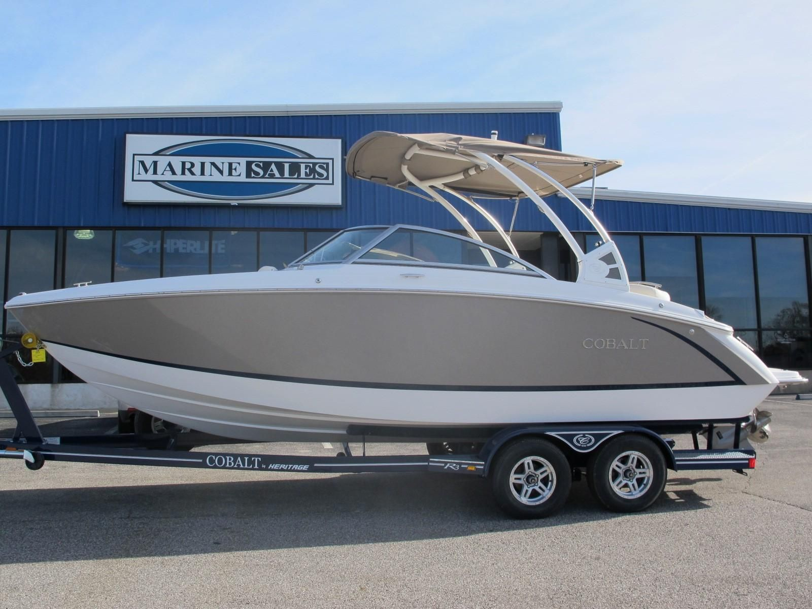 2018 Cobalt R3 Power Boat For Sale Www Yachtworld Com