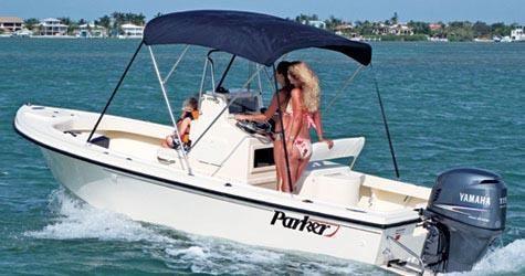 2014 Parker 1801 Center Console