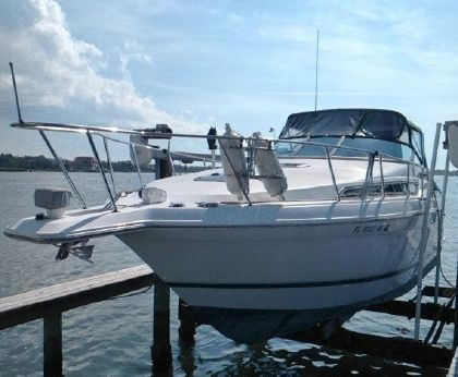 1996 Wellcraft 3200 Martinique