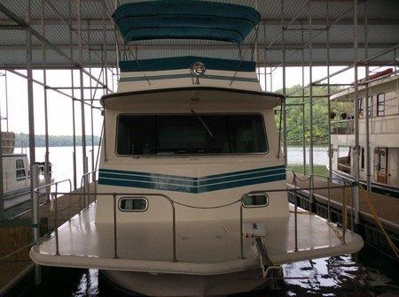 1995 Harbor Master 14' x 46' Widebody