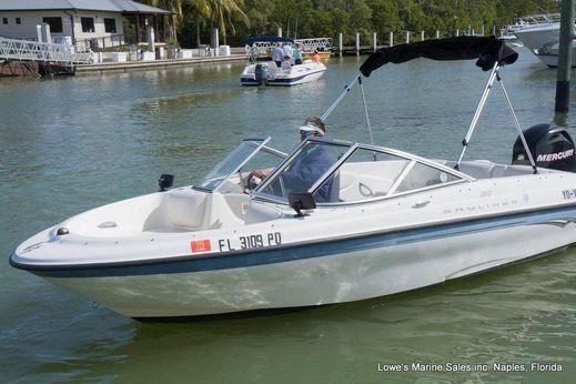 2011 Bayliner 180 Bowrider Outboard