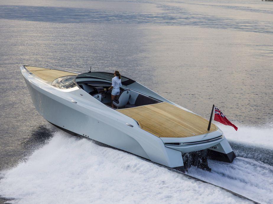 Aston Martin Boat Am37 Price