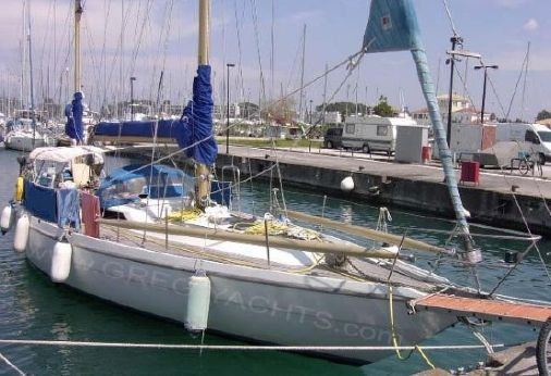 1976 Moody MOODY 44 ketch - Laurent Giles Design