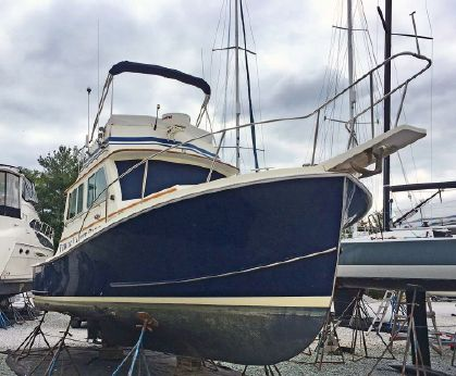 1989 Blue Seas 31 Out Island