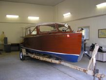 1941 Chris-Craft Deluxe Utility