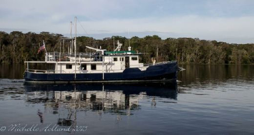 2006 Custom Kolby 68 Trawler