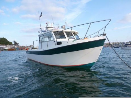 1998 Osprey 26 Pilothouse