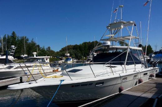 1984 Tiara 3100 Pursuit Sportfish