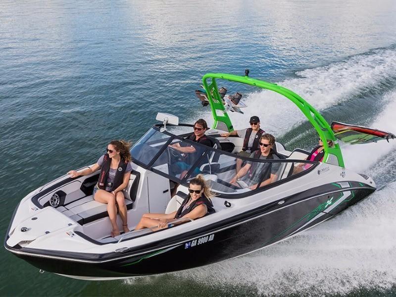 2018 yamaha marine 212x power boat for sale www for Yamaha of pasadena