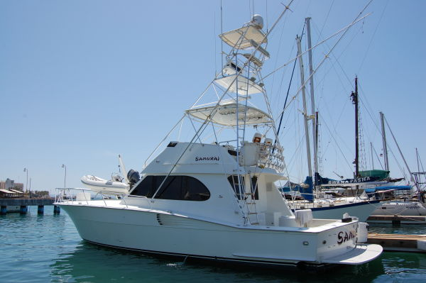 50' Ronin FB Sportfisher+Boat for sale!
