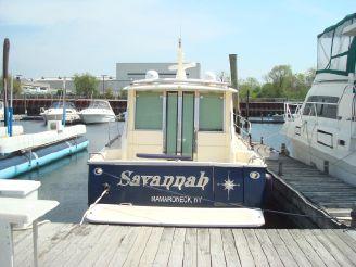 2012 Sabre Yacht Salon Express