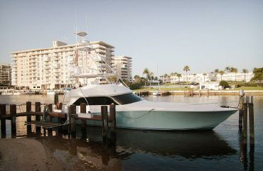 2005 Viking 74' Sportfishing