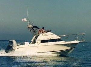 2002 Skipjack 262 Diesel