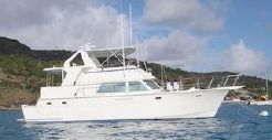 1982 Hatteras 48 Motor Yacht