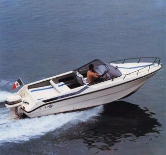 1990 Rio 600 OPEN