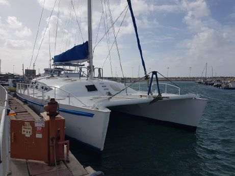 1997 Catamaran midship industries