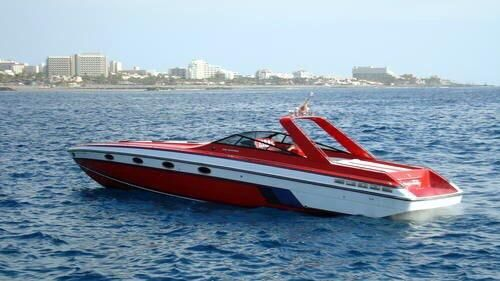 1998 Chris Craft Stinger 415