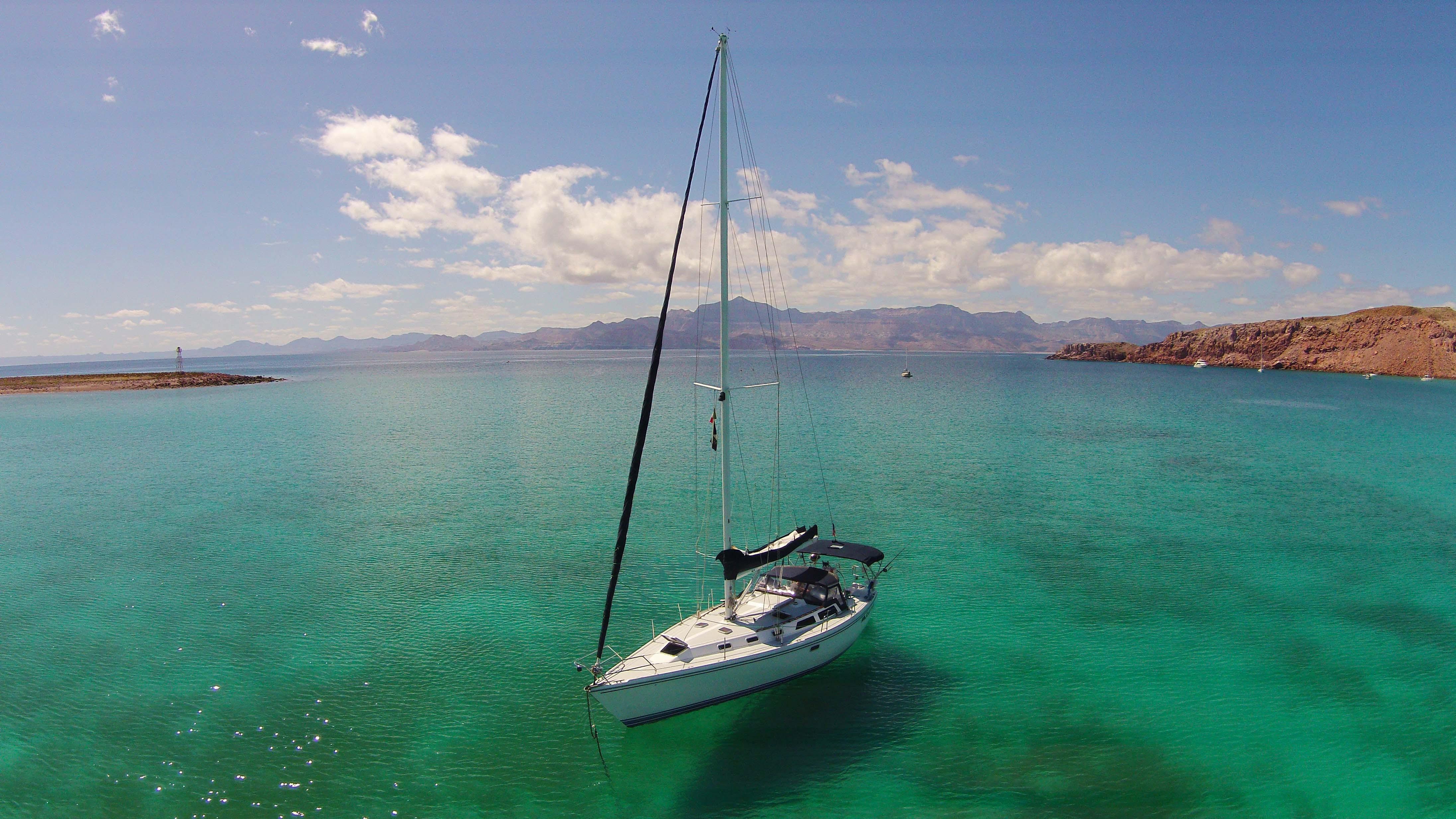 42' Catalina MKI 42-3+Boat for sale!