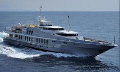 1991 Oceanfast Tri-Deck Motor Yacht
