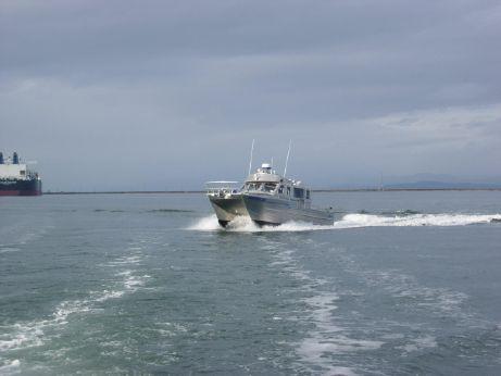 2004 Armstrong Marine 31' Catamaran