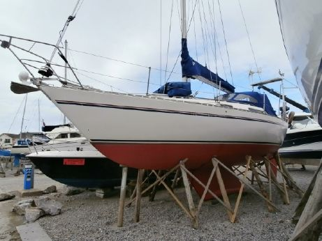 1986 Sadler 32 shallow fin