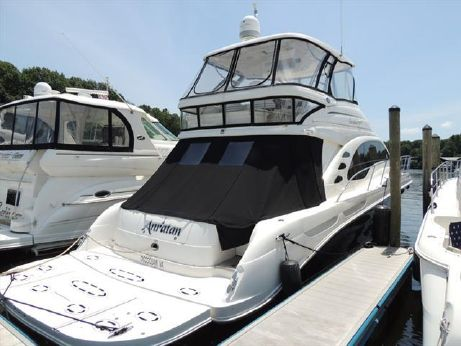 2007 Sea Ray 580 Sedan Bridge