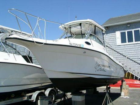 2003 Seaswirl Striper 22 WA